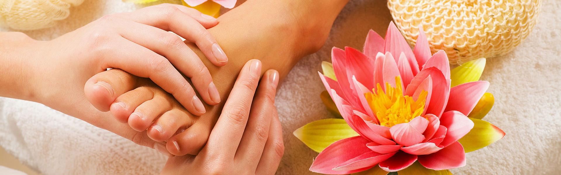 Фут масаж