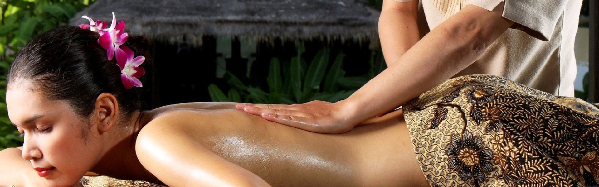 Oil/Saby massage