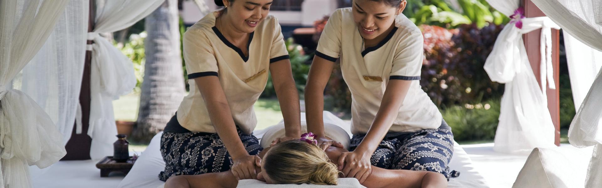 Королівський масаж