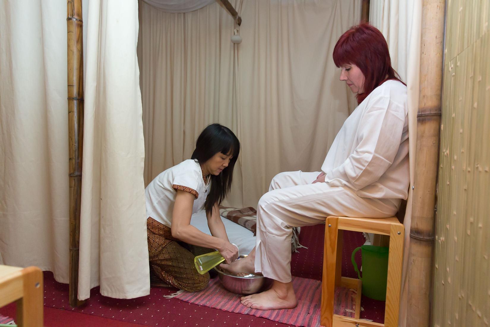 Тайский массаж книга скачать